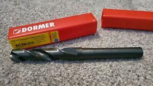 DORMER A170 HSS 1/2in REDUCED PARALLEL SHANK BLACKSMITHS DRILL 15mm BLACK SMITHS