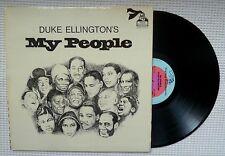 DUKE ELLINGTON My People Orig '69 FLYING DUTCHMAN Gatefold Joya Sherrill NM-