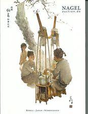 NAGEL JAPAN THAILAND BURMA BRONZES BUDDHA NETSUKE INRO PORCELAIN Catalog 2015