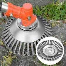 Unkrautbürste Wildkrautbürste auch für Ihre Motorsense - Einfach Montage