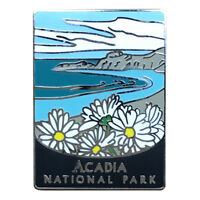 Acadia National Park Pin - Official Traveler Series - Maine