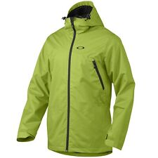 Oakley Patrol Shell Jacket Insulated Men's Medium Green Ski Snowboard Winter
