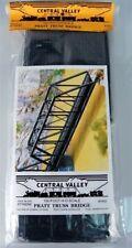 CENTRAL VALLEY HO PRATT TRUSS BRIDGE KIT CVM1902
