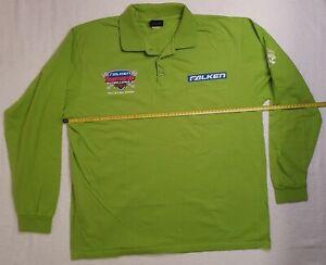 2008 Falken Tasmania Challenge V8 Supercars Championship Official T Shirt L-XL