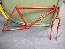 Specialized '86 (?) StumpJumper Frame(damaged) 17.5in & Fork (good) Rideable