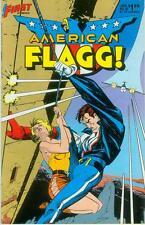 American Flagg! # 36 (Mark Badger, Norm Breyfogle) (USA, 1987)