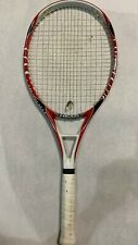 New listing Head Microgel Monster Tennis Racquet  Grip Size 4 3/8 used