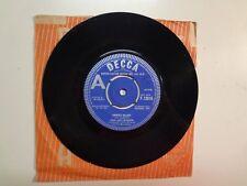 "ART WOODS: (w/John Lord Of Deep Purple) Sweet Mary-U.K. 7"" 64 Decca F.12015 Demo"