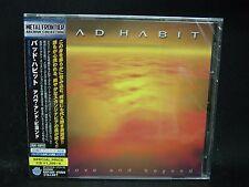 BAD HABIT Above And Beyond + 1 JAPAN CD Bad Habit Sweden Melodious Hard Rock !