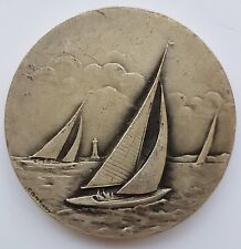MEDAILLE YACHTING LEGER 1972 (K224)