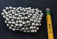 "25 STRONG MAGNETS  spheres balls 5mm (7/32"") Neodymium - US SELLER"