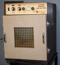 Lab-Line Hi-Temp Squaroid Duo-Vac Vacuum Oven 3628 Working