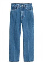 H&M women's blue jeans