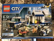 Make Offer! LEGO City Police Mobile Command Center 60139 Building BRAND NEW !