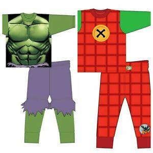 Boys Bing pyjamas  Boys The incredible hulk pyjamas fancy dress pajamas 2-8 yrs