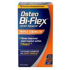Osteo Bi-Flex Tripe Strength Joint Comfort 200 Tablets (Pack of 2)