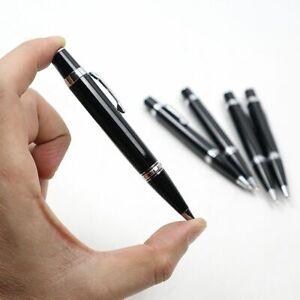 Luxury Mini Metal Ballpoint Pen High Quality Roller Pen 0.7mm Blue & Black Ink