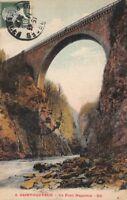 SAINT-SAUVEUR - El puente Napoleón