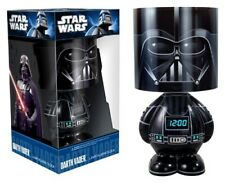 FUNKO STAR WARS DARTH VADER LAMP ALARM CLOCK NEW LAMPADA