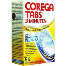 COREGA TABS 3 MINUTEN Tabletten 66St GSK CONSUMER PRODUCTS 0644921