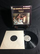 THE CARAVELLI ORCHESTRA BY REQUEST 1977 LP