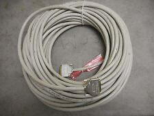 UNITRONIC PC104 DC SUPPLY CABLE W/25 PIN MALE/FEMALE CONNECTOR CABLE APPROX 114F