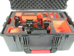 DJI Ronin-M TX (RM-TX1) Professional Stabilized Gimbal System With Carrying Case