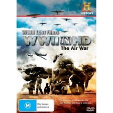 WWII IN HD Lost Films The Air War DVD History Channel New