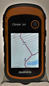 Garmin Etrex 20 Digital Handheld Hiking GPS