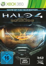 Halo 4 -- Game of the Year Edition (Microsoft Xbox 360, 2013, DVD-Box)