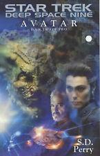 Avatar: Bk. 2 (Star Trek: Deep Space Nine), Good Condition Book, Perry, S. D., I