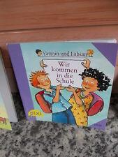 Pixi Buch Nr. 1604: Wir kommen in die Schule