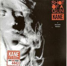 KANE - shot of a gun CD SINGLE 2TR CARDSLEEVE 2008 RARE