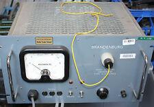 Brandenburg 30 KV high voltage generator type S.0530 Mk 2 all valve tested and w