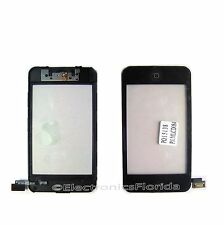 NEW Touch Screen Digitizer Frame + Home Button for Apple iPod touch 2nd Gen