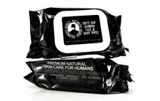 Rebels Refinery Dirty Boy Bamboo Face and body Wipes - 30 Ct ( 1 Pack)
