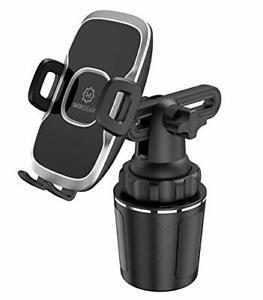 WixGear Car Cup Holder Phone Mount Adjustable Cup Holder Smart Phone Holder