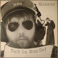 "(Harry) NILSSON ""Duit On Mon Dei""  1975 PROMO LP  Gatefold"