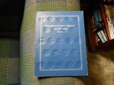 Vintage Harris folder Washindton quarters 1932-1948 v.good cond. circa 1962