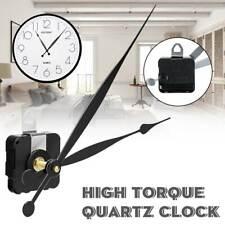 DIY Kit High Torque Quartz Controlled Clock Movement Motor Mechanism Long Hands