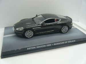 JAMES BOND CAR COLLECTION ASTON MARTIN DBS FROM QUANTUM OF SOLACE ISSUE 58