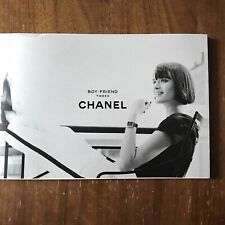 Chanel Watch Booklet Boy Friend Tweed
