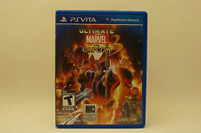 Ultimate Marvel vs Capcom 3 (Sony PlayStation Vita, 2012)