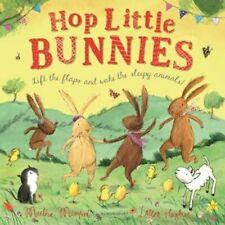 Hop Little Bunnies Board Book by Martha Mumford 9781526606112   Brand New
