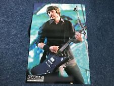 Dave Grohl/Padge - Double sided Centerfold Poster - Bullet For My Valentine