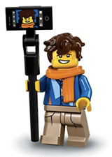 "Lego Minifigures Series Ninjago Movie ""Jay No 6"""
