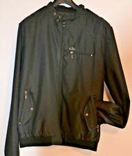Atticus Black Jacket/Coat Size XL