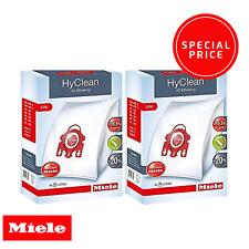 MIELE Vacuum Bags FJM Hyclean 3D Efficiency x 2 Boxes - Genuine