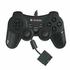 Xtreme Joypad Dual Shock compatibile Ps2 con Filo attacco USB
