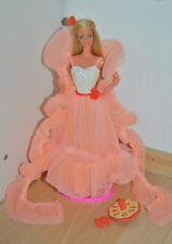 Barbie Peaches N Cream Pfirsichblüten 80er